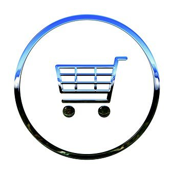 Icon, Shopping Cart, E-Commerce