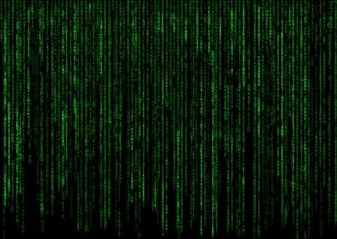 Matrix, Code, Computer, Pc, Data