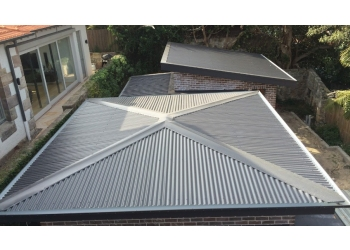 Roof painting Central Coast