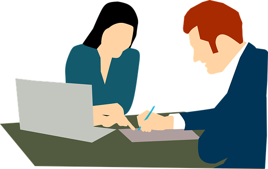 Contract, Signing, Meeting