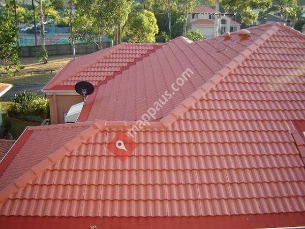 Roof painting Geelong